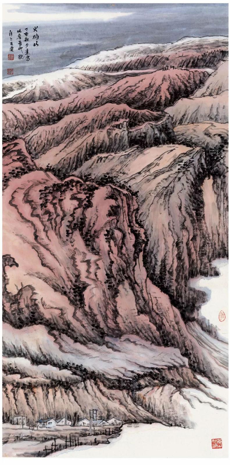 墨韵春风--洹上五家中国画艺术展
