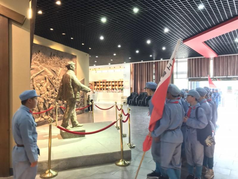传承红色基因跟党走――遵义市永坪学校开展红色文化研学活动