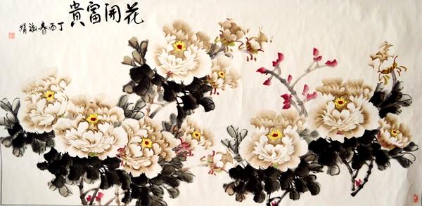 花开富贵来 - -高淑娟的牡丹情缘